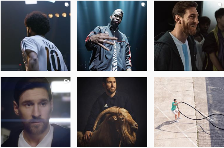 escala Acuario formato  Adidas's Success Story of Influencer Marketing: It's Time For Other Brands  To Learn
